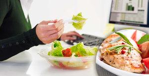 Доставка еды в офис и на дом