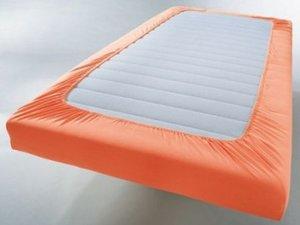 Умное и ласковое постельное бельё: простыня на резинке
