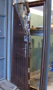 Какой должна быть конструкция качественной входной металлической двери