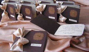 Оригинальные и качественные приглашения на свадьбу
