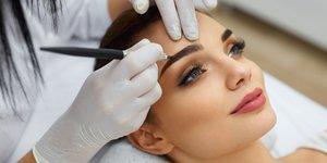 Новые обучающие курсы: Перманентный макияж.