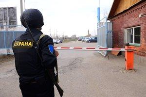 Заказать охрану производственных предприятий в Вологде