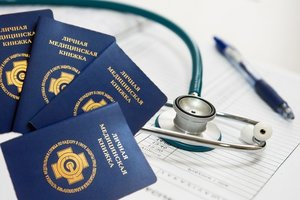 Прохождение медицинской комиссии для санитарной книжки