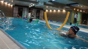 Занятия в бассейне Вологда