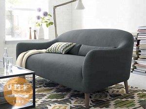 Маленький диван может задать тон всему интерьеру? Да, если это диван Мия!