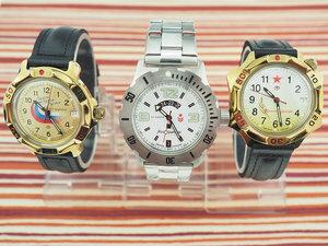 Продажа мужских Командирских часов в Вологде