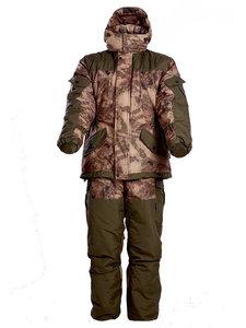 Зимние костюмы анатомического кроя для мужчин и женщин