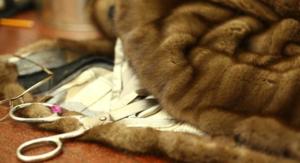 Ремонт меховых изделий с заменой деталей