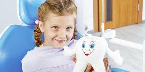 Запись к детскому стоматологу