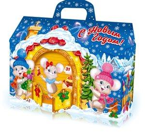 Купить новогодние подарки для детей оптом