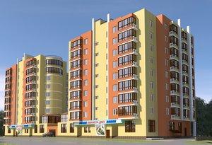Жилой комплекс на Портовой – строительство продолжается