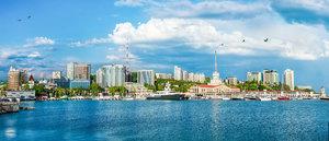 Билет Красноярск-Сочи на поезд и самолёт