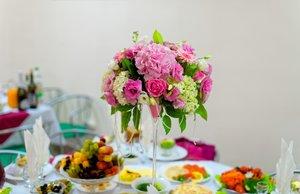 7+ причин отметить свадьбу в столовой!