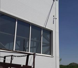 Система видеонаблюдения HiWatch на крупной ремонтной базе в г. Новотроицк