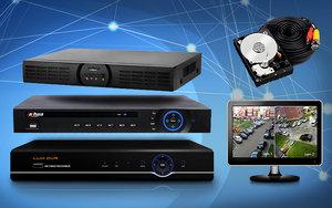Купить видеорегистратор для охраны коттеджей в Вологде