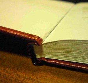 Твердый переплет для книги - лучшая защита Вашего издания!