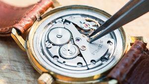 Ремонт механических часов в Вологде