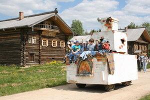 Экскурсии для школьников в Семёнково из Череповца!