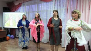 Концертно-развлекательное мероприятие «Масленица идёт, весну ведёт!»