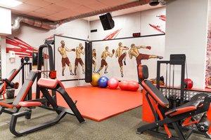 Фитнес тренировки в зале для девушек