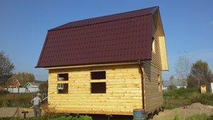 Строительство домов и бань по вашим размерам: РАССРОЧКА, СКИДКИ
