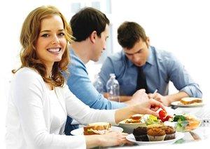 Доставка комплексных обедов в офис в Череповце
