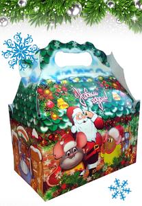 Купить сладкие новогодние подарки в Вологде