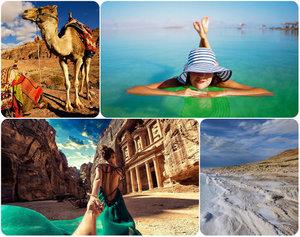 Новогодние туры в Иорданию и Таиланд! Спешите бронировать!