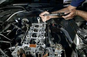 Капремонт двигателя автомобиля
