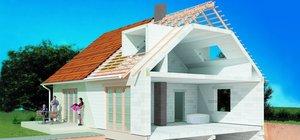 Заказать строительство дома из газоблоков в Череповце