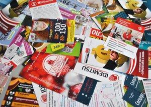 Печать листовок в Вологде - оперативно и недорого!