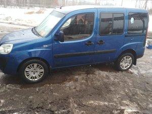 Аукцион на продажу автомобиля FIAT DOBLO 223AXP1A бывшего в употреблении