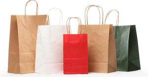Заказать фирменные бумажные пакеты