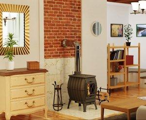 Купить дровяную печь в Вологде