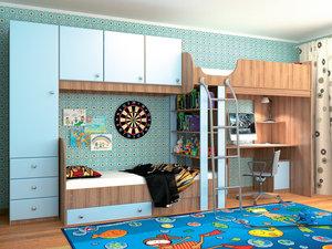 Купить детскую мебель в Вологде