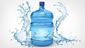 Бутилированая вода с доставкой домой или в офис