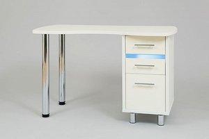 Мебель для салонов красоты со скидкой 20%. Столы для маникюра, кресла для педикюра и т. д.