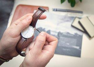 Замена ремешка на часах в Вологде