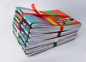 Печать цветных брошюр в Вологде
