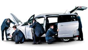 Техническое обслуживание авто в Череповце