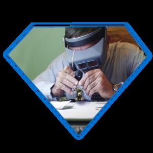 Быстрый и качественный ремонт ювелирных изделий в Череповце