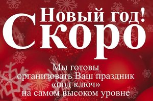"""Кафе """"Лайк"""" - веселый и недорогой корпоратив на Новый год!"""