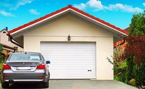 Надежные гаражные ворота – лучшая защита!