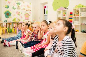Частный садик для детей от 1 до 3 лет