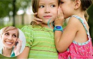 Детские часы с GPS. Детские смарт часы