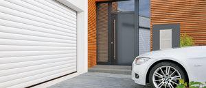 Купить гаражные ворота с установкой в Котласе