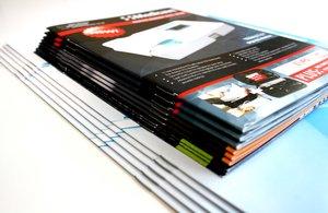 Печать брошюр в любом объеме в Вологде