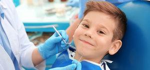 Детский зубной врач. Запишитесь на удобное время!