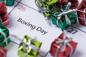 🎁26 Декабря - Boxing day 🎁