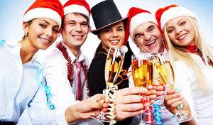 Новогодний корпоратив в Оренбурге